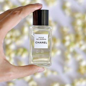 Authentic Chanel jasmine face oil